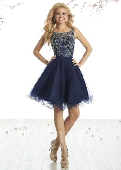 Damas or Homecoming Dress House of Wu 52411