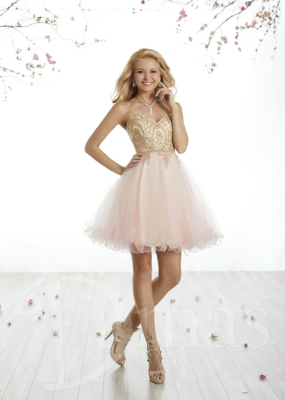 Damas or Homecoming Dress House of Wu style 52415