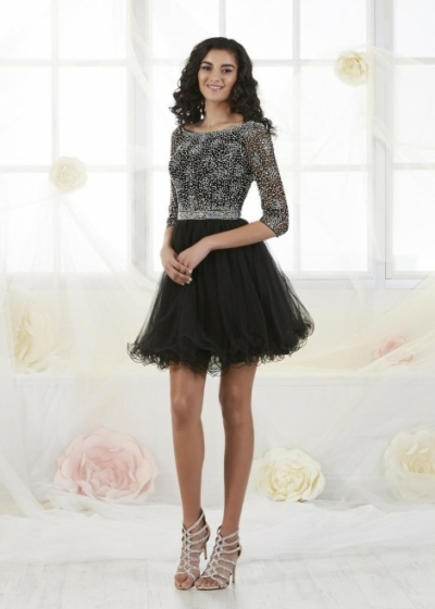 Damas or Homecoming Dress House of Wu 52438