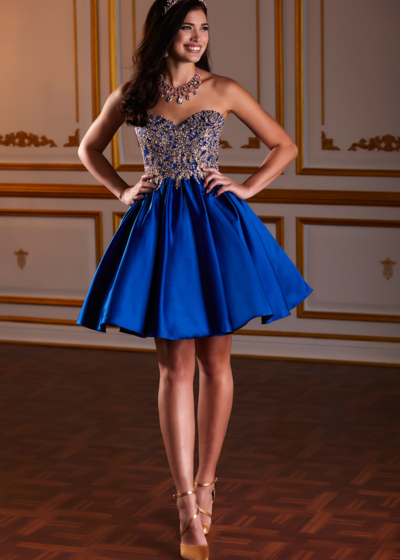 Damas/Homecoming Dress House of Wu style 52445