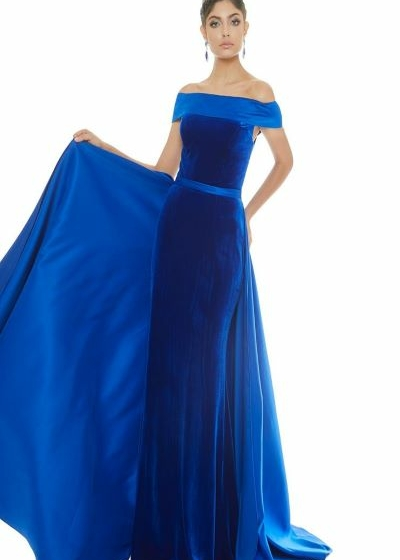 Ashley Lauren 1588 royal gown