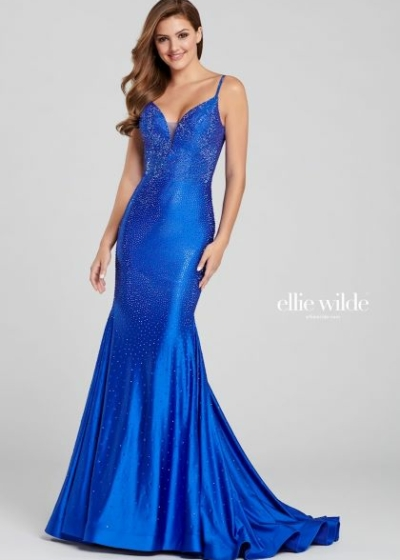Ellie Wilde EW120012 Royal gown
